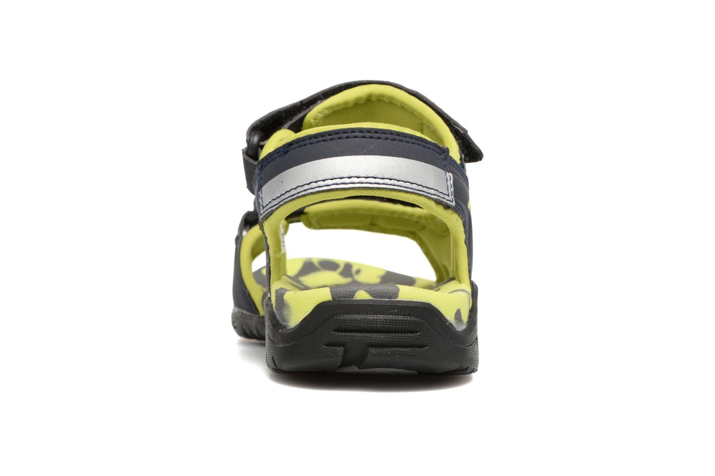 Sandali e scarpe aperte Kangaroos Sinclair 2 Azzurro immagine destra