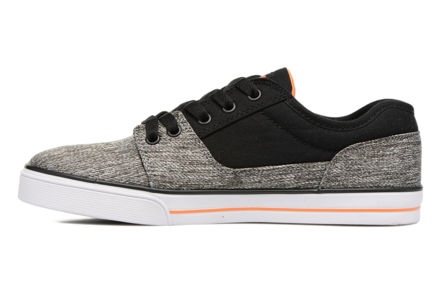 Baskets DC Shoes TONIK SE Gris vue face