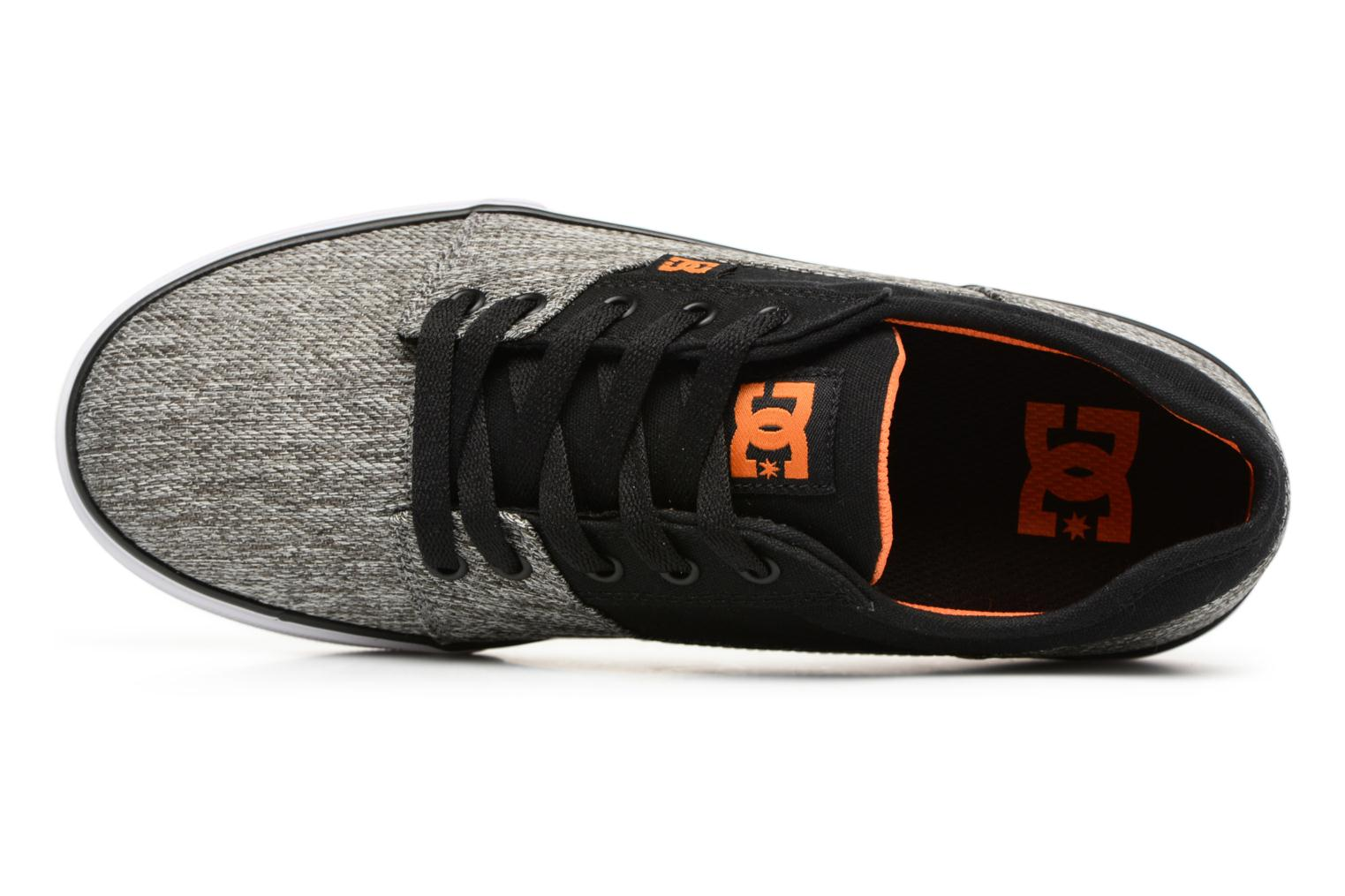 Baskets DC Shoes TONIK SE Gris vue gauche