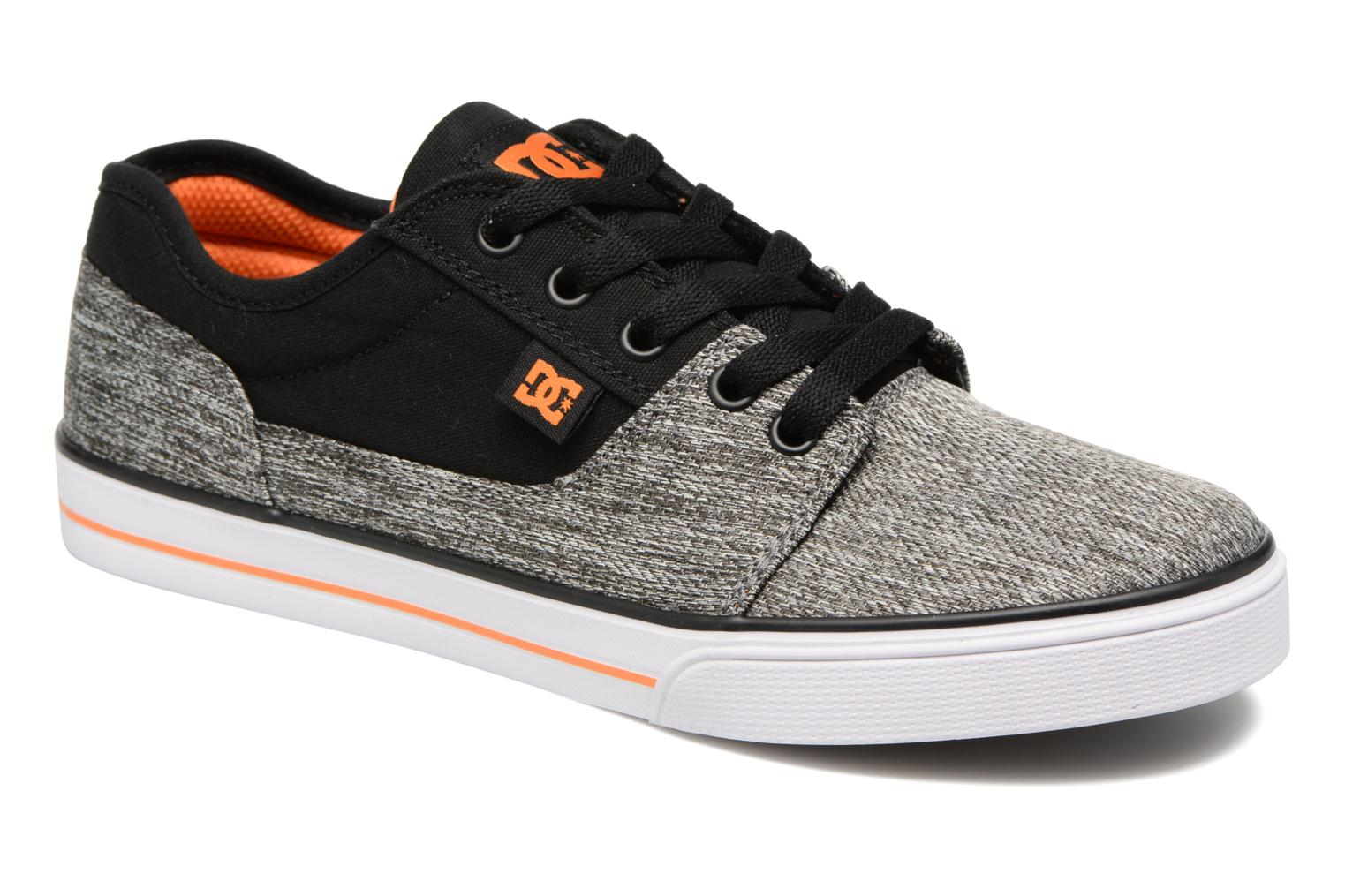 Baskets DC Shoes TONIK SE Gris vue détail/paire
