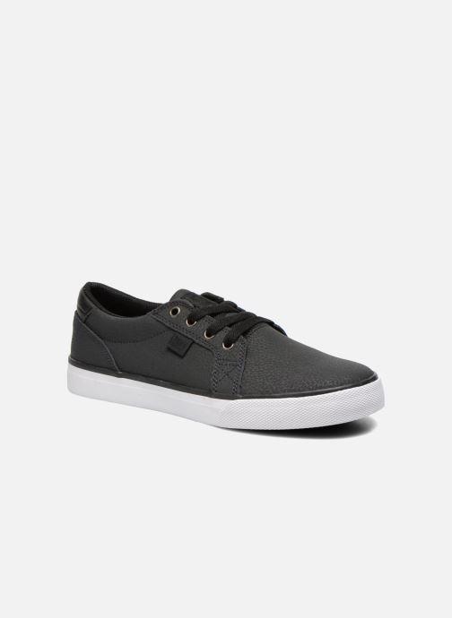 Sneakers DC Shoes COUNCIL B Grijs detail