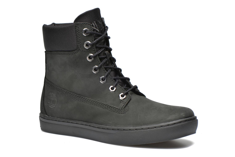 "Bottines et boots Timberland Newmarket II Cupsole 6"" Boot Noir vue détail/paire"