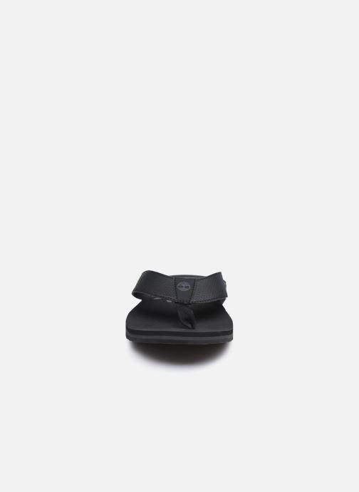 Tongs Timberland Wild Dunes Flip-Flop Noir vue portées chaussures