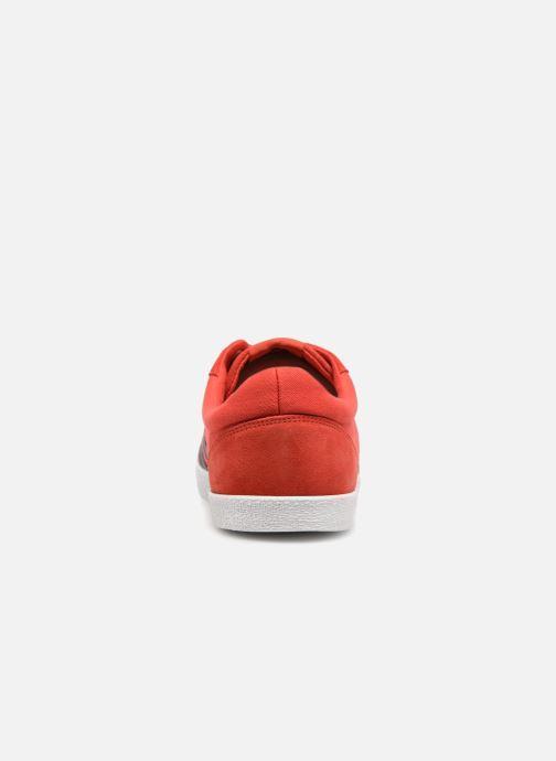 Chez Summer Deuce Court rouge Hummel Baskets 324509 6XFwRP