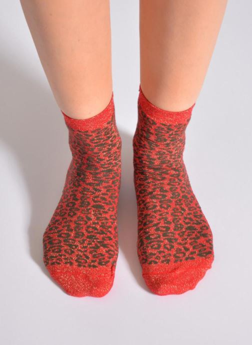 Socks & tights My Lovely Socks rose Red view from above