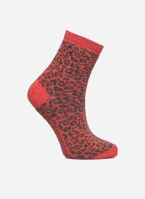 Socks & tights My Lovely Socks rose Red detailed view/ Pair view