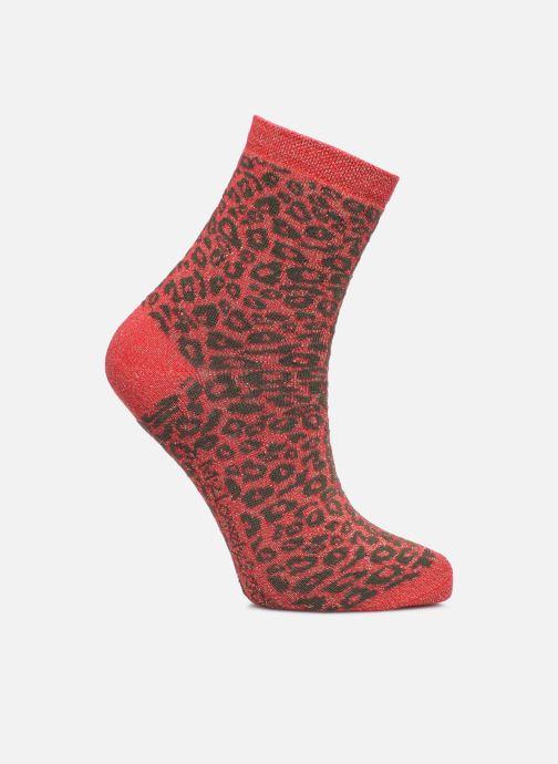 Sokken en panty's My Lovely Socks Rose Rood detail