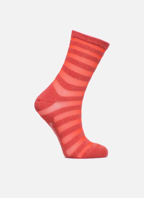 Sokken en panty's My Lovely Socks Faustine Rood detail
