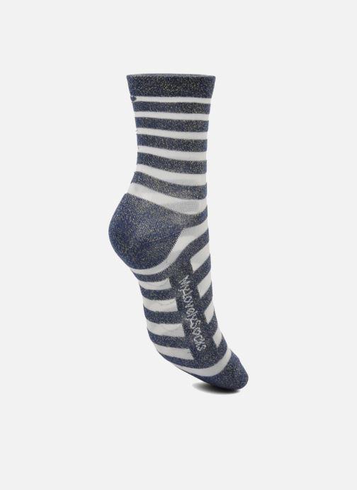 Socken & Strumpfhosen My Lovely Socks Faustine blau ansicht von links