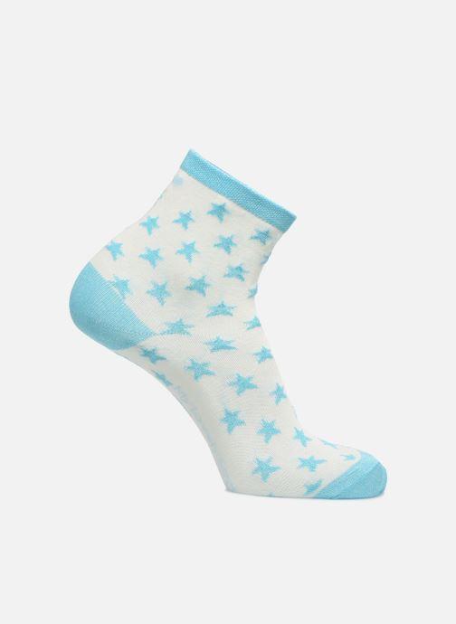 Sokken en panty's My Lovely Socks Celeste Wit detail