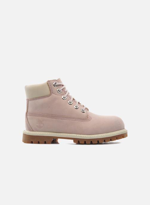 Stiefeletten & Boots Timberland 6IN PREM WP BT rosa ansicht von hinten