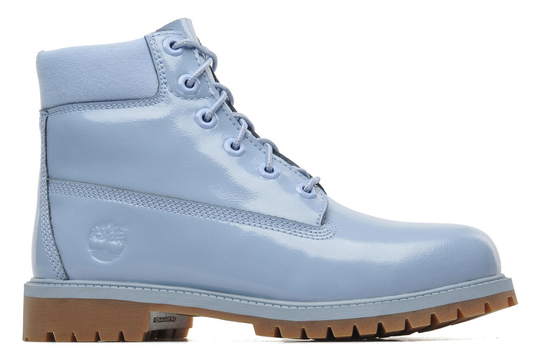 Bottines et boots Timberland 6IN PREM WP LT Bleu vue derrière