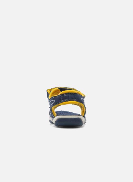 Sandales et nu-pieds Timberland Adventure Seeker 2 Strap Bleu vue droite
