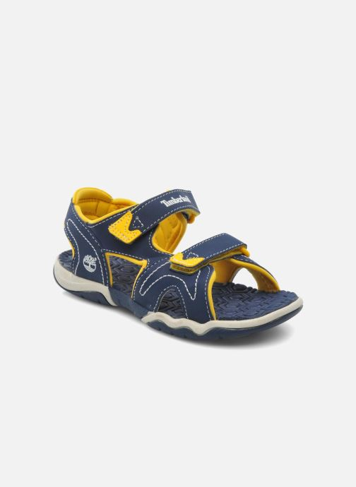 Sandaler Timberland Adventure Seeker 2 Strap Blå detaljeret billede af skoene