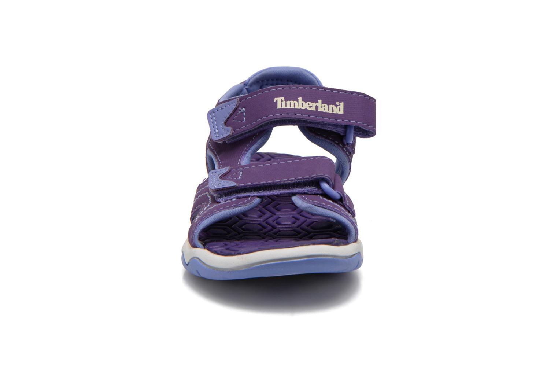 Sandales et nu-pieds Timberland Adventure Seeker 2 Strap Violet vue portées chaussures