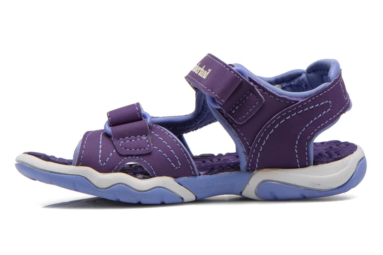 Sandales et nu-pieds Timberland Adventure Seeker 2 Strap Violet vue face