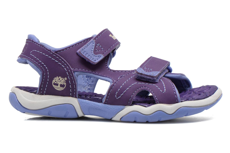 Sandales et nu-pieds Timberland Adventure Seeker 2 Strap Violet vue derrière
