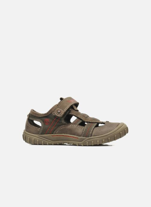Sneakers Timberland Castleton Fisherman Grijs achterkant