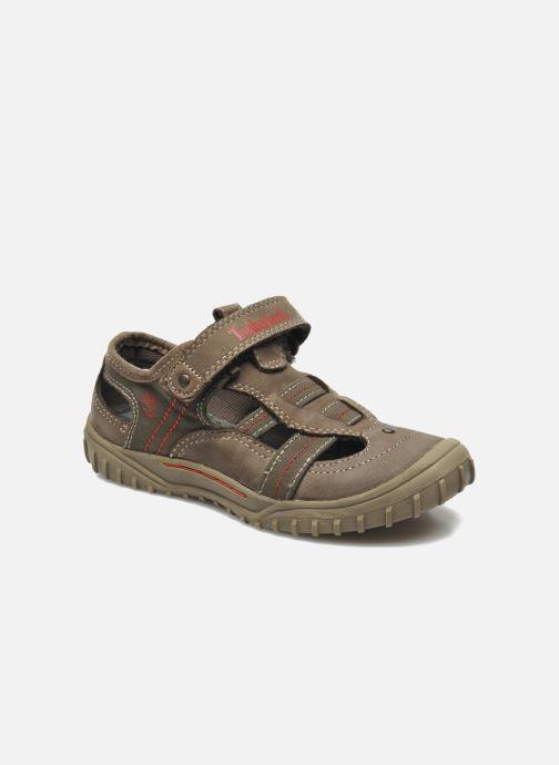 Sneakers Timberland Castleton Fisherman Grijs detail