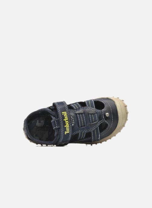 Sneakers Timberland Castleton Fisherman Azzurro immagine sinistra