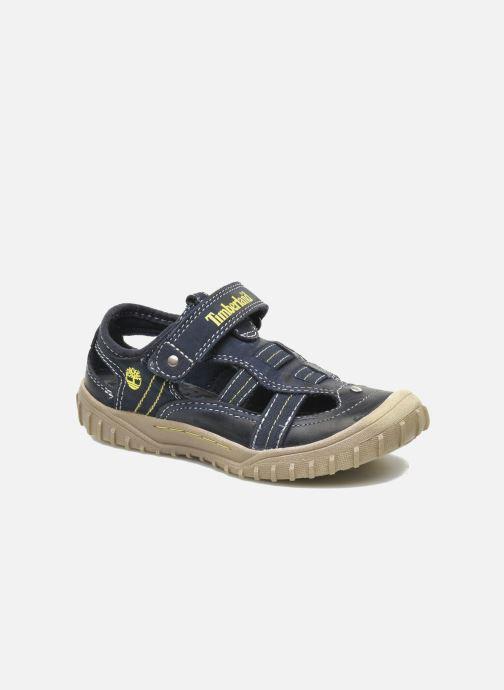 7dc483c6c7d Sneakers Timberland Castleton Fisherman Blå detaljeret billede af skoene