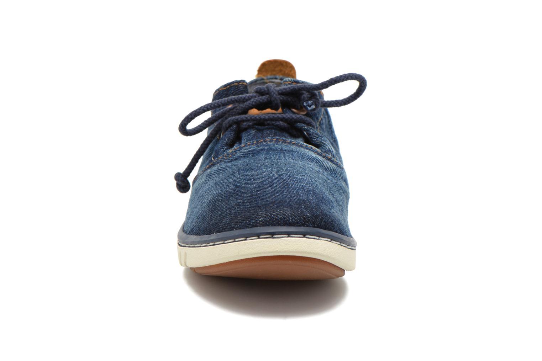 Sneaker Timberland Hookset Handcrafted Ox blau schuhe getragen