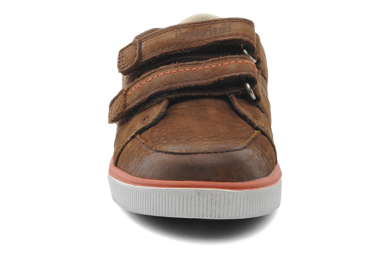 Velcro shoes Timberland SLMCPSL EKF/LH LOXBR Brown model view