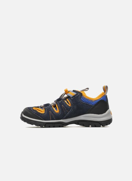 Baskets Timberland ZIP TRAIL FSHRMN Bleu vue face