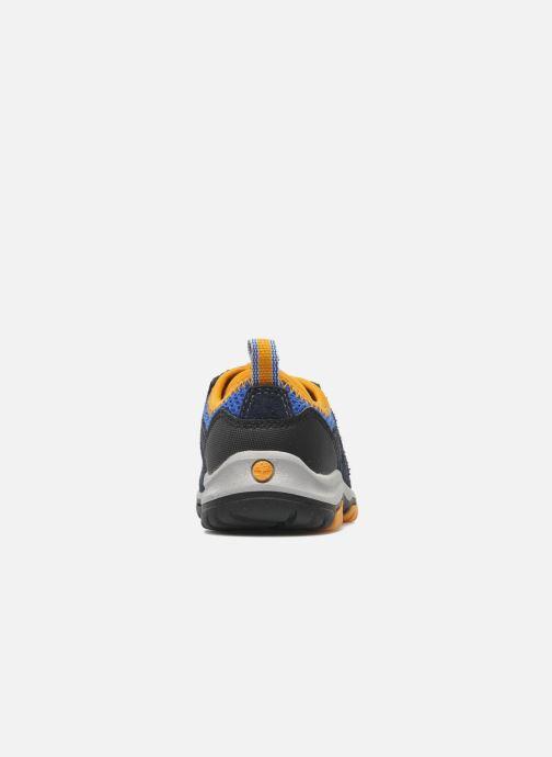 Sneakers Timberland ZIP TRAIL FSHRMN Blauw rechts