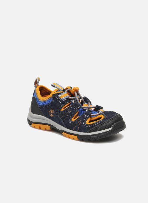 Sneakers Timberland ZIP TRAIL FSHRMN Blauw detail
