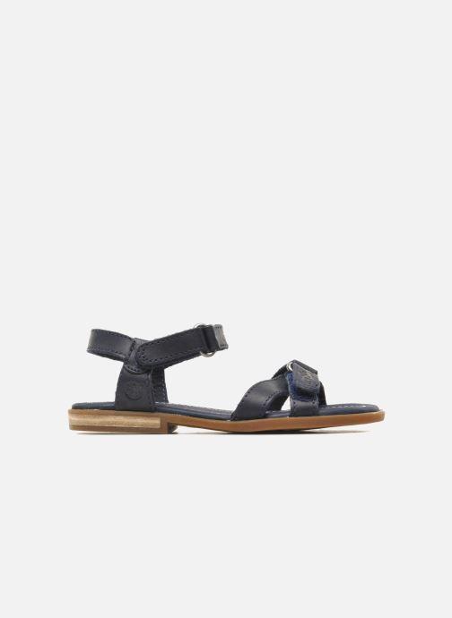 Sandales et nu-pieds Timberland WLLWBRK XBNDSNDL Bleu vue derrière