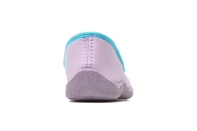 Pantofole Rondinaud DEFI Viola immagine destra