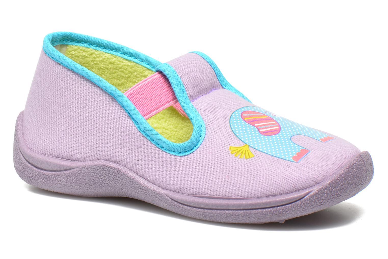 Pantofole Rondinaud DEFI Viola vedi dettaglio/paio