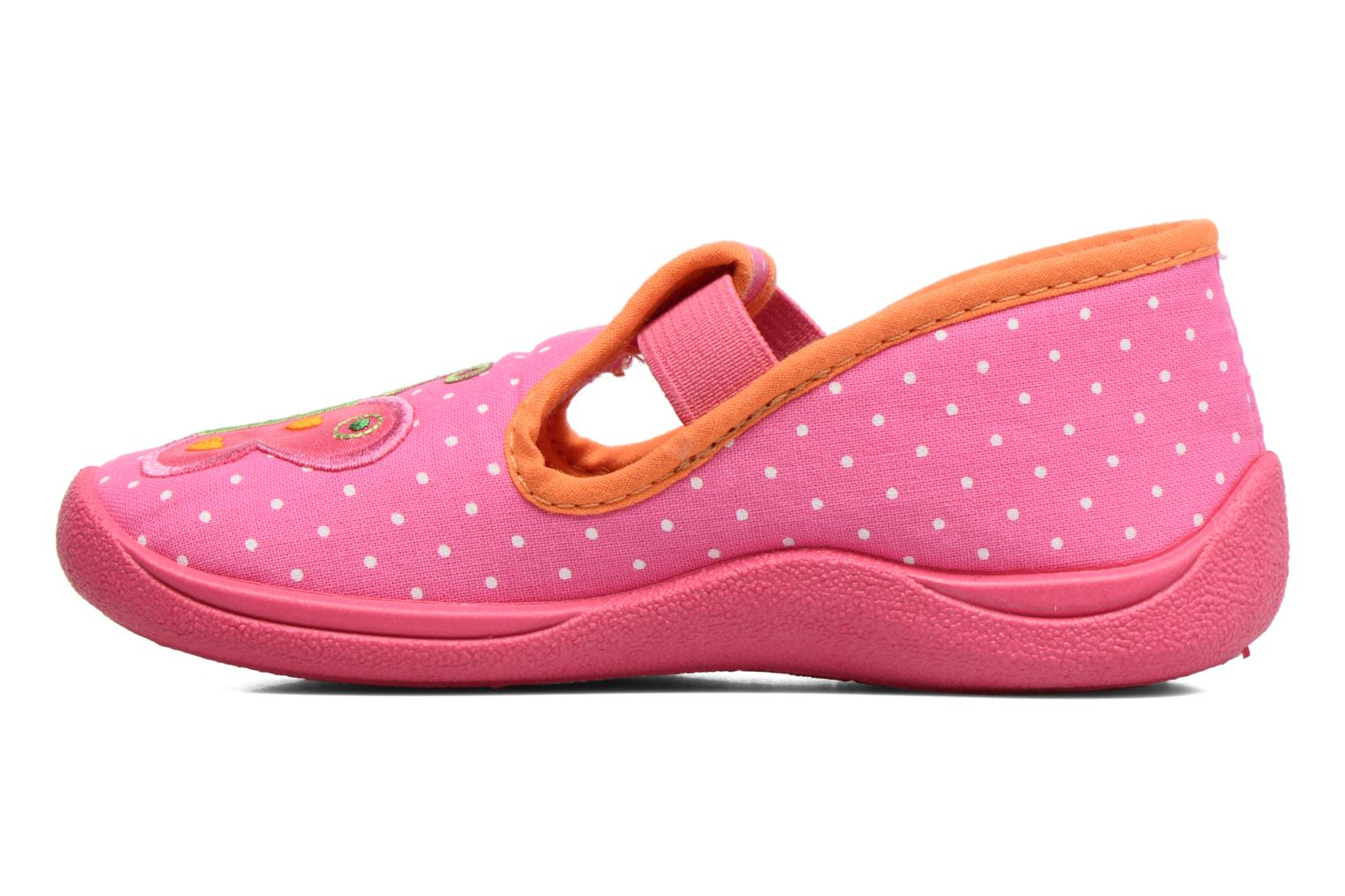 Chaussons Rondinaud DEFI Rose vue face