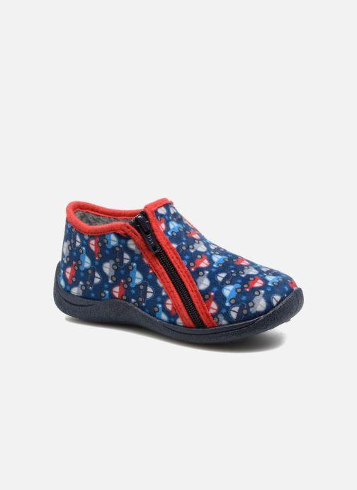 Pantofole Rondinaud GESSY Azzurro vedi dettaglio/paio