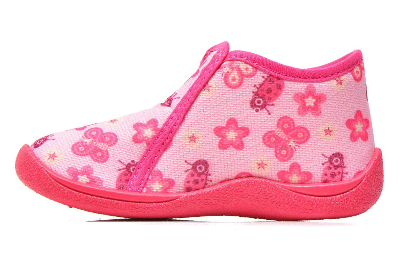 Slippers Rondinaud GESSY Pink front view
