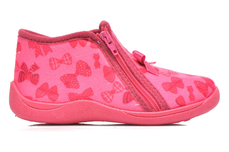 Slippers Rondinaud GESSY Pink back view