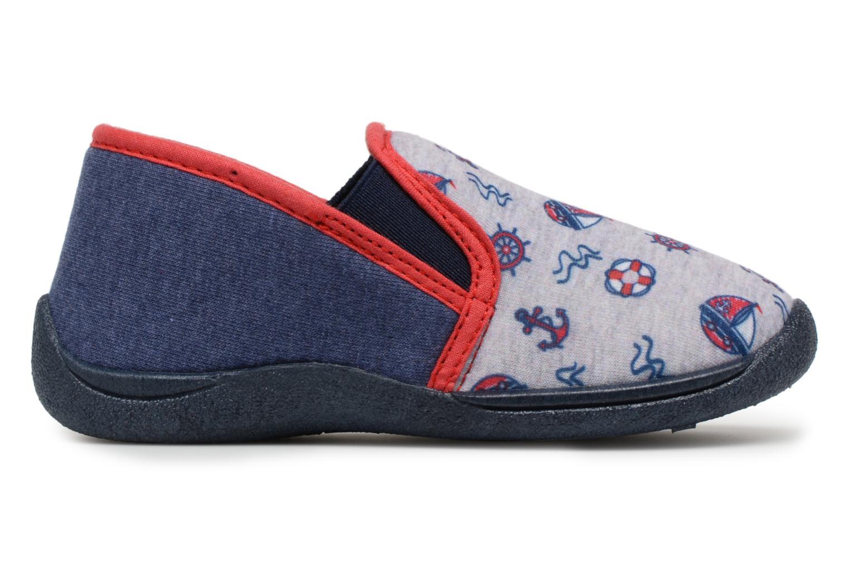 Pantofole Rondinaud JERRY Grigio immagine posteriore