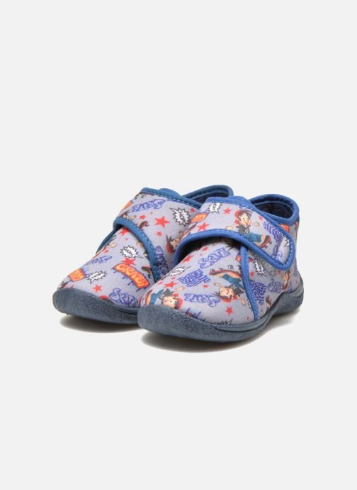 Chaussons Rondinaud RECENT Gris vue 3/4