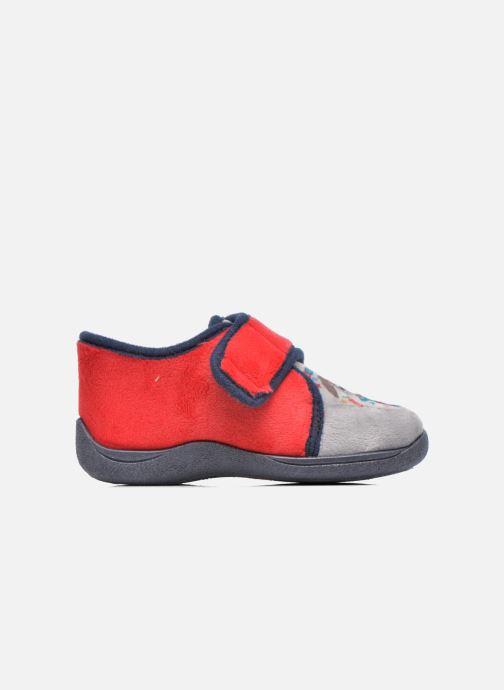 Pantofole Rondinaud RECENT Grigio immagine posteriore
