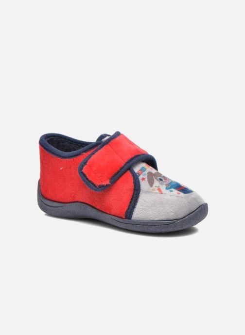 Hjemmesko Rondinaud RECENT Grå detaljeret billede af skoene