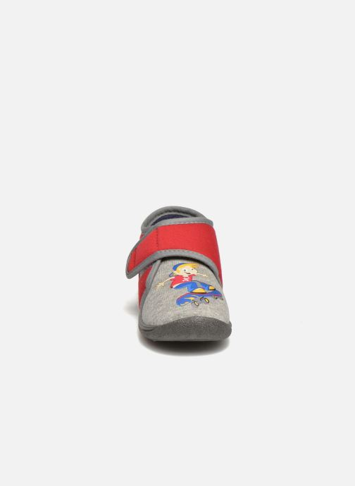 Chaussons Rondinaud RECENT Multicolore vue portées chaussures