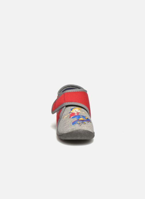 Pantuflas Rondinaud RECENT Multicolor vista del modelo