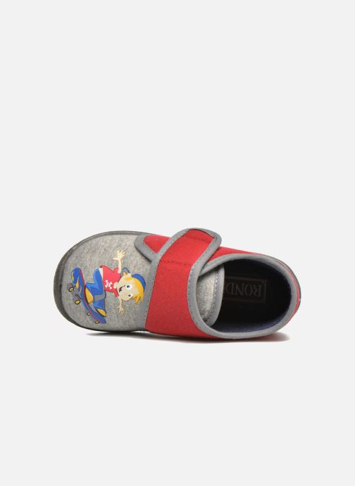 Chaussons Rondinaud RECENT Multicolore vue gauche