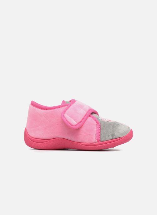 Pantoffels Rondinaud RECENT Roze achterkant