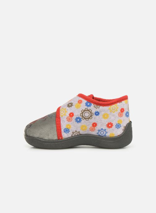 Chaussons Rondinaud RECENT Gris vue face