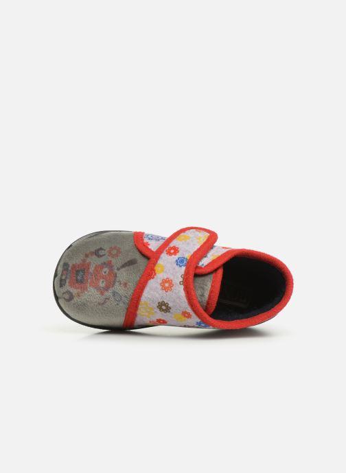 Pantofole Rondinaud RECENT Grigio immagine sinistra