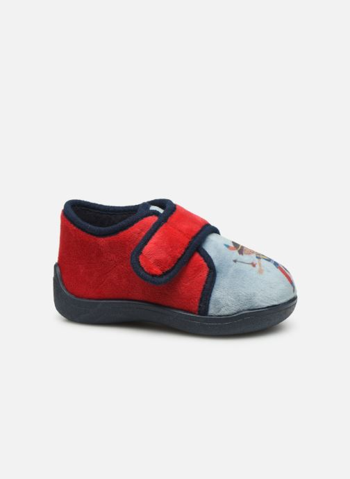 Pantofole Rondinaud RECENT Rosso immagine posteriore