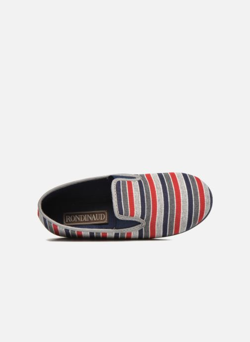 Pantoffels Rondinaud JAVA Multicolor links