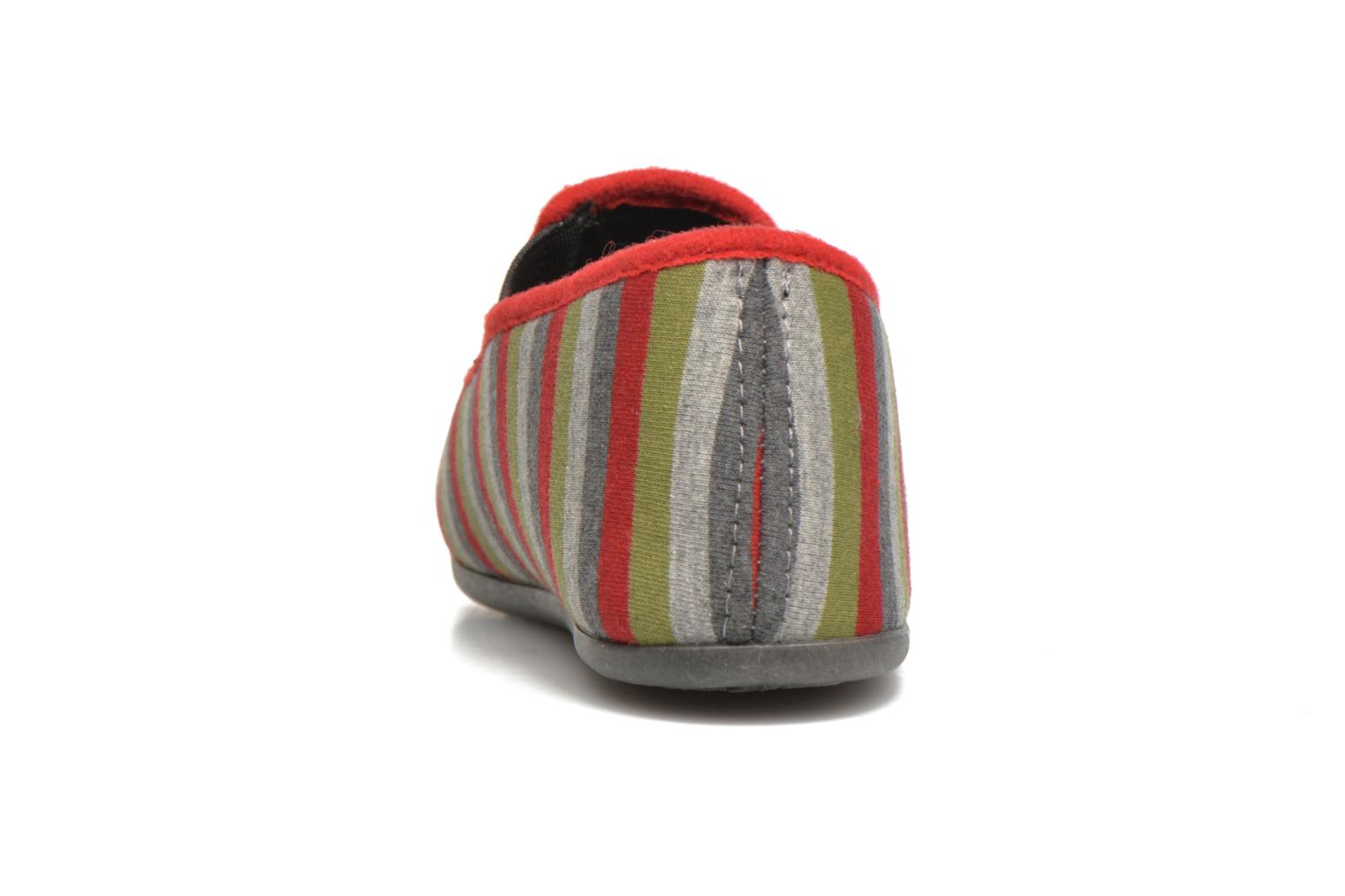 Slippers Rondinaud JAVA Multicolor view from the right